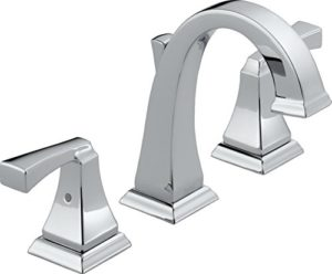 Delta 3551 LF Dryden Two-Handle Bathroom Faucet